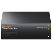 Blackmagic Web Presenter Video Converter