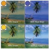 LEE Filters 100 x 150mm Landscape Resin Filter Set