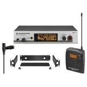 Sennheiser EW312 G3-A Omni Lapel Microphone Presenter System