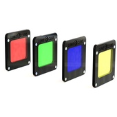 Lume Cube RGBY Color Pack for Light-House Lume Cube Housing