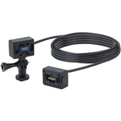 Zoom ECM-6 Extension Cable with Action Camera Mount (19.7' / 6m)
