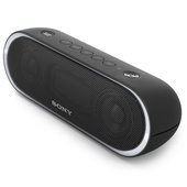 Sony SRSXB20 Portable Wireless Bluetooth Speaker (Black)