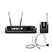 LD Systems Wireless Microphone with Bodypack and Headset