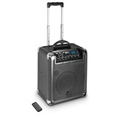 LD Systems Battery Powered Bluetooth Loudspeaker with Mixer