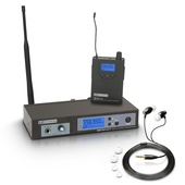 LD Systems Wireless In-Ear Monitoring System Band 6 655 - 679 MHZ