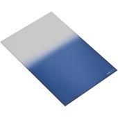 Cokin Z122 Z-Pro Series Hard-Edge Graduated Blue 0.5 Filter (1.6-Stop)