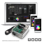 Cameo CLDVC4 DMX Interface and Control Software Package