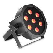 Cameo FLAT PAR TRI 3W LED RGB Light