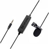 Saramonic LavMicro Broadcast Quality Lavalier Omnidirectional Microphone