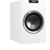 KEF R100 Dynamic Bookshelf Speaker Pair (White)