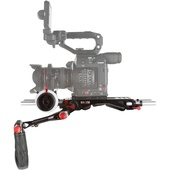 SHAPE Canon C200 Camera Bundle Rig with Follow Focus Pro