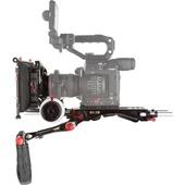 """SHAPE Canon C200 Camera Bundle Rig with Follow Focus Pro & 4 x 5.6"""" Matte Box"""