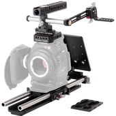 Wooden Camera Canon C100/C100mkII Unified Accessory Kit (Pro)