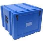 Pelican BG055055045BP Front Opening Trimcast Spacecase (Blue)