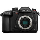 Panasonic Lumix GH5S Mirrorless Micro Four Thirds Digital Camera (Body Only)