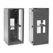 DYNAMIX RSFDS27-600 27RU Universal Swing Frame Cabinet