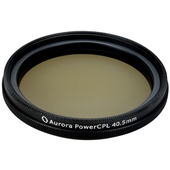 Aurora-Aperture PowerCPL 40.5mm Gorilla Glass Circular Polarizer Filter