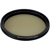 Aurora-Aperture PowerCPL 55mm Gorilla Glass Circular Polarizer Filter