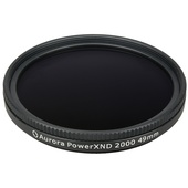 Aurora-Aperture 49mm PowerXND 2000 Variable Neutral Density 1.2 to 3.3 Filter (4 to 11 Stops)