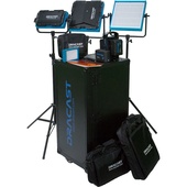 Dracast ENG Plus 4-Light Kit (Bi-Colour)