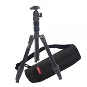 Nest Pioneer NT235K Tripod - 5 Section 1.37m Aluminium (Black)