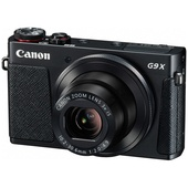 Canon PowerShot G9 X Digital Camera (Black)