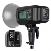 Godox AD600 Manual Flash (Bowen) with X1T Transmitter Kit For Canon Cameras