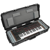 SKB 3i-3614-TKBD iSeries Waterproof 49-Note Keyboard Case with Think Tank Interior