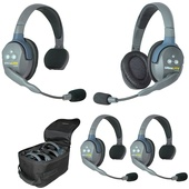 Eartec UL431 UltraLITE 4-Person Headset System