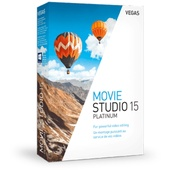 Magix VEGAS Movie Studio 15 Platinum (Academic, Download)
