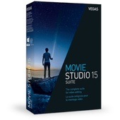 MAGIX VEGAS Movie Studio 15 Suite (Download)