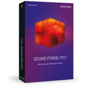 MAGIX SOUND FORGE Pro 12 Upgrade (Academic, Download)