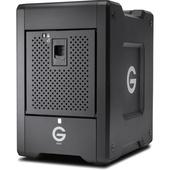 G-Technology 8TB G-SPEED Shuttle 8-Bay Thunderbolt 3 SSD RAID Array (8 x 1TB)