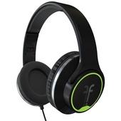 Flips Audio Collapsible HD Headphones & Stereo Speakers - Black