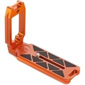 3 Legged Thing QR11-LC Universal L-Bracket (Orange)