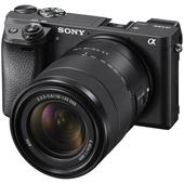 Sony Alpha a6300 Mirrorless Digital Camera with 18-135mm Lens (Black)