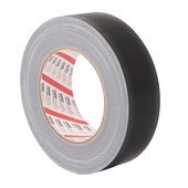 TapeSpec 0116 Premium Cloth Gaffer Tape 48mm (Black)