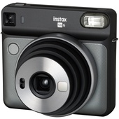 Fujifilm instax SQUARE SQ6 Instant Film Camera (Graphite Grey)