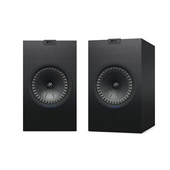 KEF Q350B Bookshelf Speaker (Black, Pair)