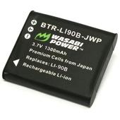 Wasabi Power Battery for Olympus Li-90B and Li-92B