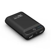 Promate Ultra-Portable 10050mAh Power Bank (Black)