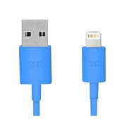 Promate 1.2m USB Sync and Charge Lightning Cable (Blue)
