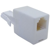 DYNAMIX BT Telephone Male to RJ-11 Socket Adapter