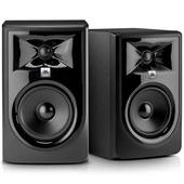 JBL 308P MKII 8in 2-way Powered Studio Monitor System (Pair)
