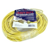 DYNAMIX Heavy Duty Power Extension Lead (20 m)
