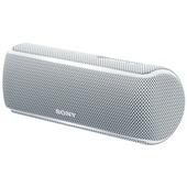 Sony SRS-XB21W Portable Wireless Bluetooth Speaker (White)