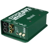 Radial Engineering ProAV2 - Audio/Video Passive Stereo Direct Box