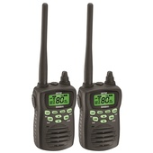 Uniden UH750 5W UHF-CB Handheld Radio (Twin Pack)