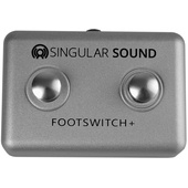 Singular Sound Dual Footswitch+ for BeatBuddy Drum Machine Pedal