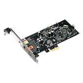 ASUS Xonar SE 5.1 Channel PCIe Gaming Audio Card